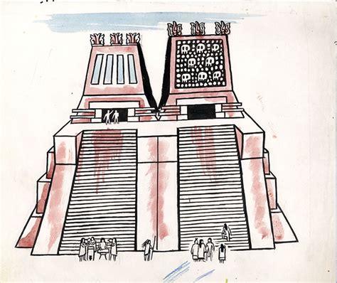 imagenes de templos aztecas aztecas dibujos y fotograf 237 as