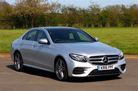 Mercedes E Class by Mercedes E Class Saloon Review 2016 Parkers