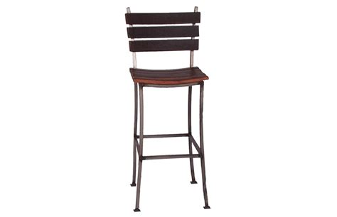 2 Day Designs Stave Stool by 30 Quot Stave Back Bar Stool 2 Day Designs
