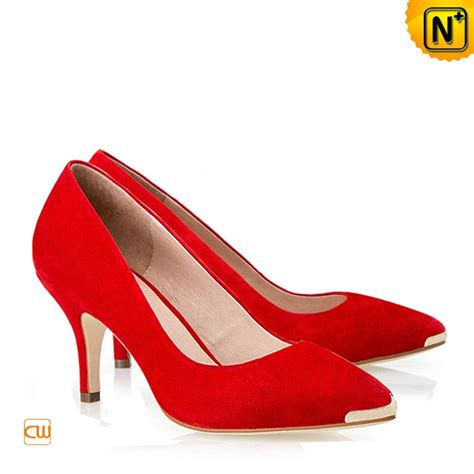 Pumps Shoes by Leather Stilettos Pumps Shoes Cw304086 Cwmalls