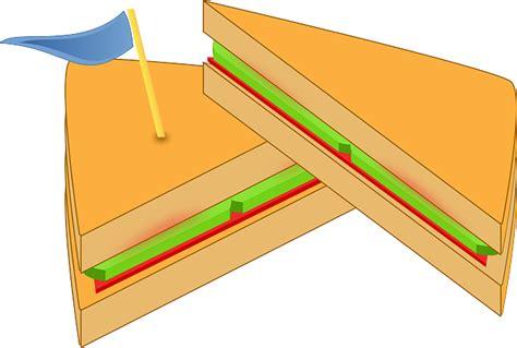 svájc vektorov 225 grafika zdarma sendvič chl 233 b j 237 dlo oběd