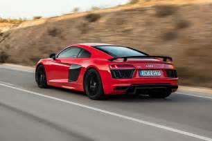 Supercar Audi R8 A Supercar Reborn The 2017 Audi R8 Ruf Lyf