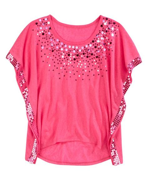 7 Great Stores For Look Clothes by Clothing Sleeve Embellished Circle Top