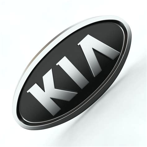 Different Kia Logo Kia Logo 3d Model Max Obj 3ds Fbx Cgtrader