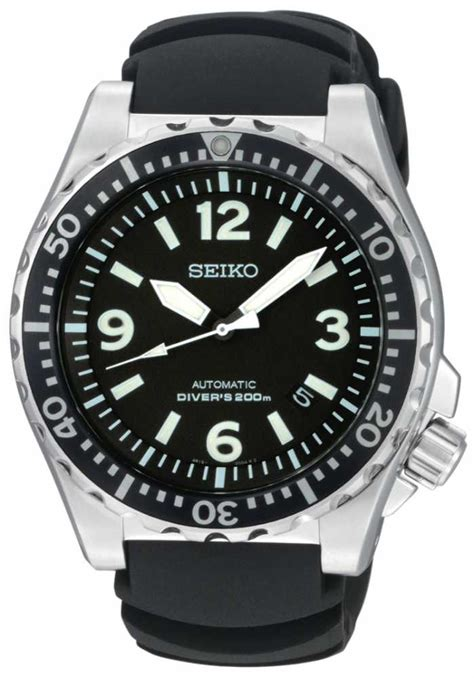 Seiko Mens Divers Automatic Watch SRP043K2