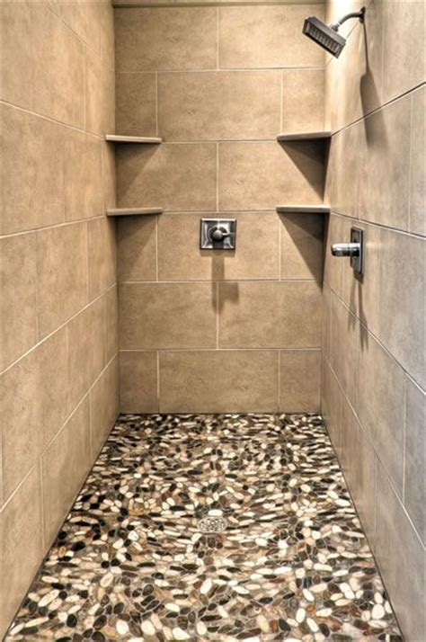 Zero Entry Shower by Zero Entry Shower Design The Zero Entry Shower Has Two