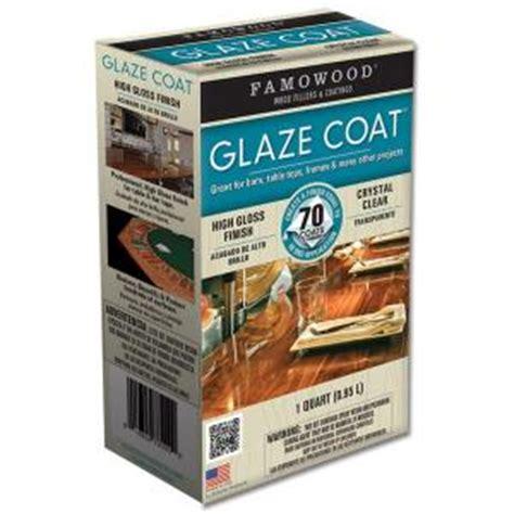 famowood 1 qt glaze coat clear epoxy kit 4 pack 5050080