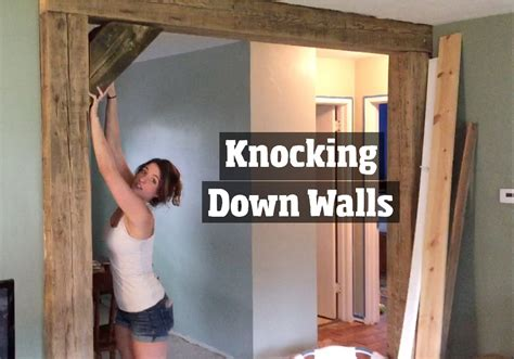 how to remove a wall how to update a 1950 s home removing walls remodeling