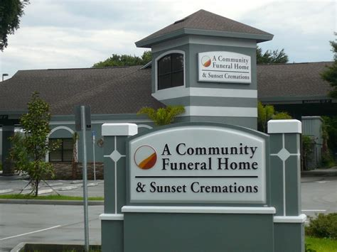 a community funeral home sunset cremations 11 foto