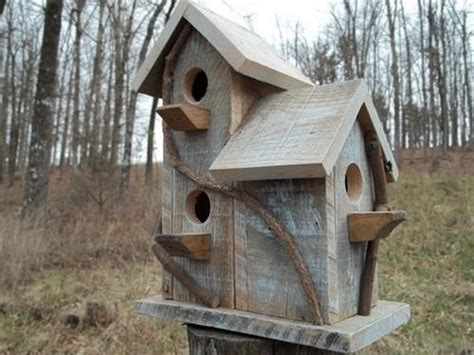wooden bird houses plans pallet wood birdhouse plans pallet wood projects