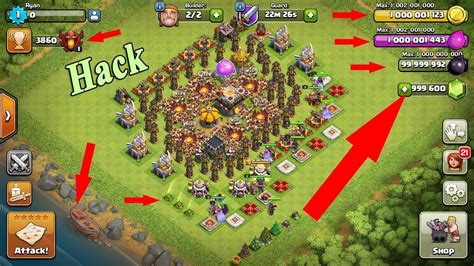 clash of clans mod hack game download download clash of clans hacked game mark amber