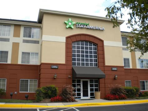 Extended Stay America Corporate Office by Extended Stay America D C Chantilly Airport Chantilly
