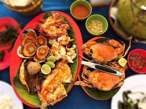 Paket Lia 5 jimbaran seafood bali restaurants paling enak murah