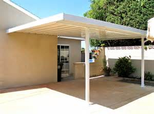 Attached Awnings Carports Superior Awning