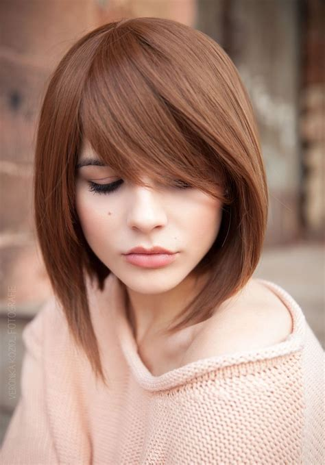 haircuts cute bangs bob cut hairstyle with bangs www pixshark com images