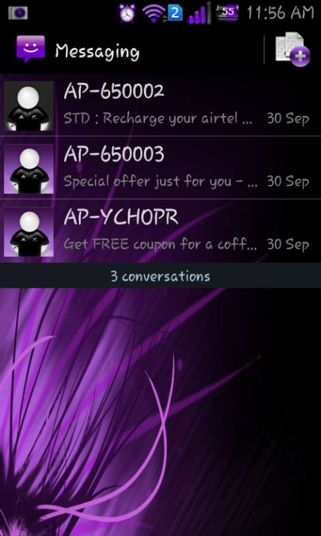 themes samsung s7562 theme port gt s7562 purplextreme theme v android