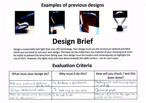 design brief evaluation design project desktop l above the australian