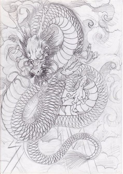 18 best dragons images on pinterest japanese dragon japanese dragon tattoo flash google search flash