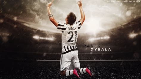 3d Juventus Paulo Dybala paulo dybala juventus wallpaper by g4br13l4rt3s on