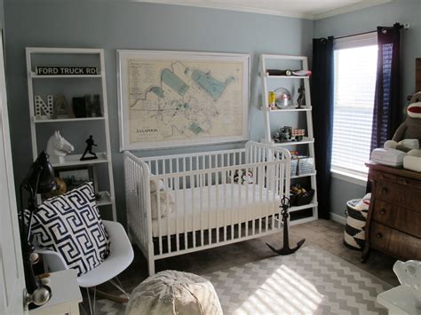 Boy Nursery Decor Ideas Nash S Vintage Navy Nursery Project Nursery