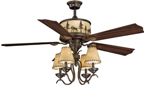 rustic lighting and fans yellowstone ceiling fan rustic lighting and fans