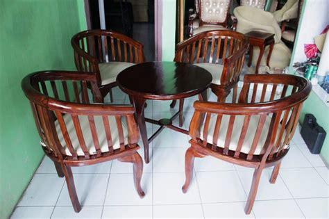 Meja Kursi Betawi sewa kursi betawi dan meja kayu jati termurah rental