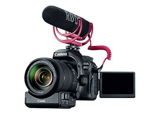 Kamera Canon Eos 80d Kit 18 135mm Is Nano Usm Paketan Garansi Resmi canon eos 80d creator kit with ef s 18 135mm 1 3 5 5 6 is usm lens black 1263c103