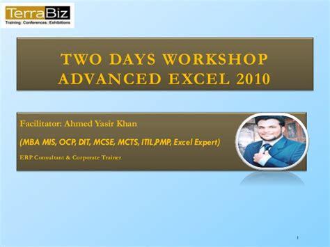 advanced excel 2013 tutorial ppt advanced excel 2010 2013 updated terrabiz