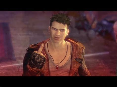 why dmc's dante is a bad character youtube