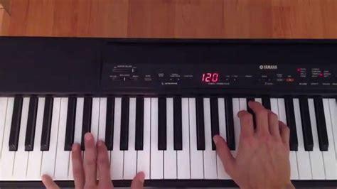 tutorial piano claro de luna c 243 mo tocar el claro de luna de beethoven en piano 1 3