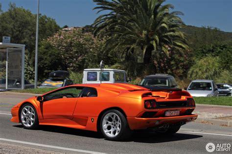 Lamborghini Sv Diablo by Lamborghini Diablo Sv 30 December 2016 Autogespot