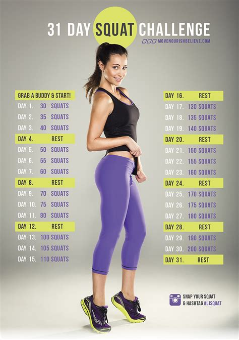 what is the squat challenge the lorna squat challenge be motivated to move this