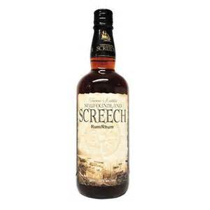 Souhern Comfort Newfoundland Screech Rum 750ml