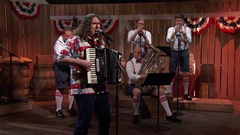 weird al yankovic last week tonight weird al yankovic the north korea polka funnycat tv