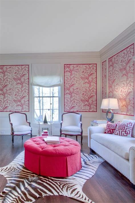 pink living room pink living rooms contemporary living room