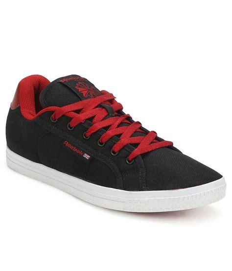 Sepatau Casual Reebox Classic Sneaker 40 44 Reebok Black Sneaker Shoes Buy Reebok Black Sneaker
