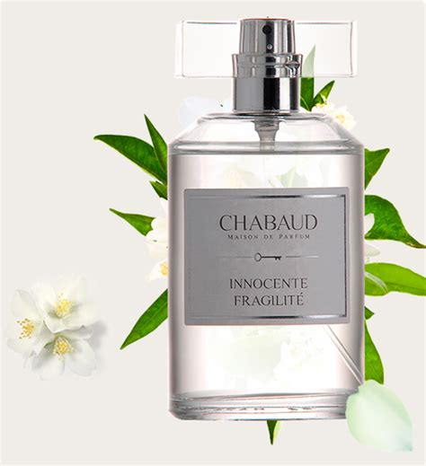 innocente fragilite chabaud maison de parfum perfume a fragrance for
