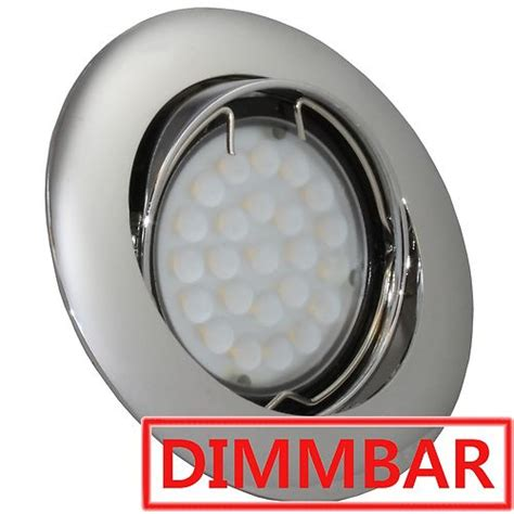 deckenle led dimmbar led decken einbauleuchte high power smd 4 5w 50 watt