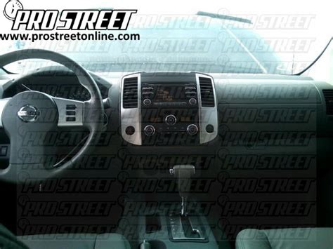 2012 nissan frontier radio wiring harness dodge sprinter