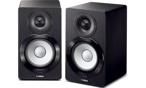 yamaha nx n500 wireless powered bookshelf speakers with wi