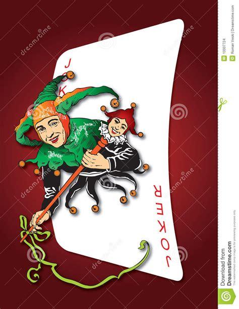 joker deck of cards joker stock images image 10007724