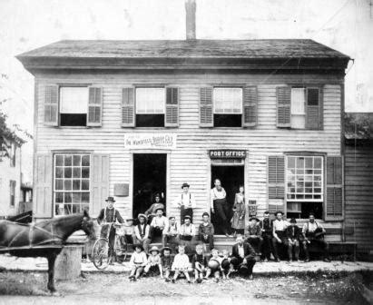 Dublin Ohio Post Office by Dublin Ohio Stop On The Underground Railroad