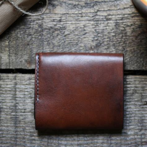 Handmade Mens Wallet Leather - handmade mens leather wallet by sail notonthehighstreet
