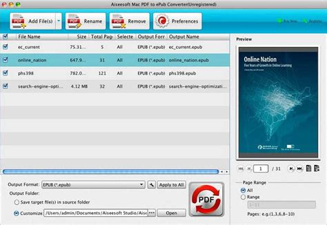 pdf to epub best converter how to convert pdf to epub on mac wondershare pdfelement