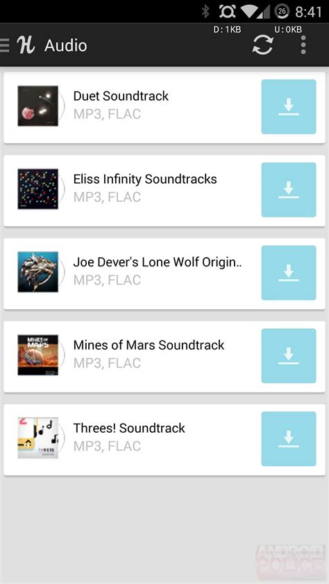 humble bundle android app humble bundle android app gets a v2 0 update with new design and access to soundtracks ebooks
