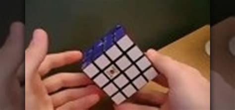 4x4 rubik s cube solver tutorial how to solve the 4x4 rubik s cube revenge the easy way