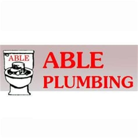 Able To Plumbing Able Plumbing Plumbing Springfield Va Reviews