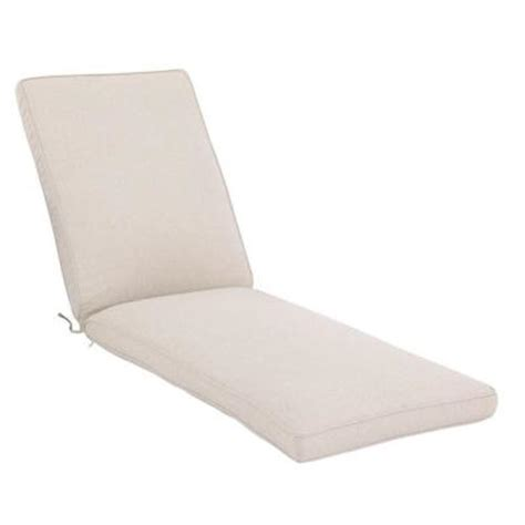 home depot chaise lounge cushions hton bay barnsley replacement outdoor chaise lounge
