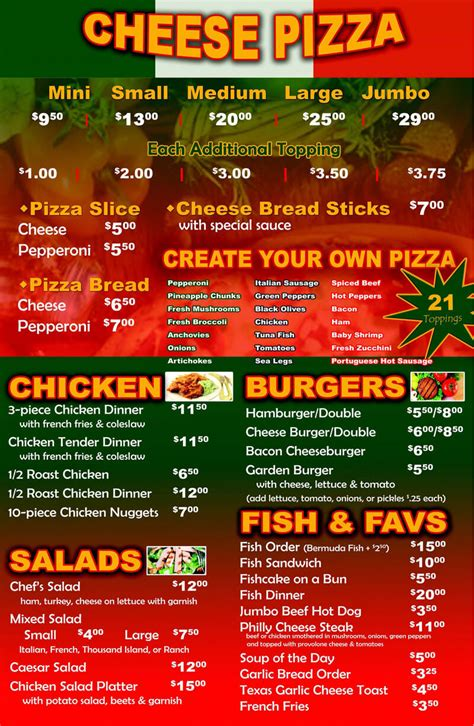 house pizzeria pizza house restaurants bermuda