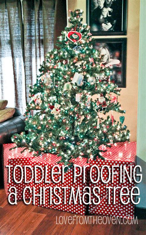 pet friendly christmas tree alternatives ideas for baby toddler pet proofing your tree and decorations from the oven